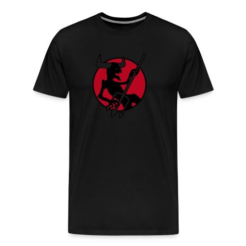Rock shirt - Mannen Premium T-shirt