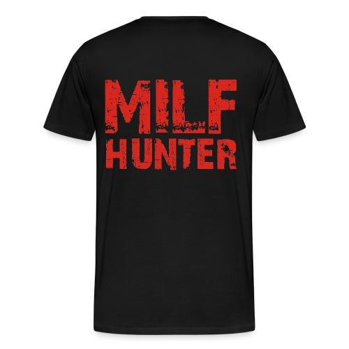 ''MILF Hunter'' - Mannen Premium T-shirt