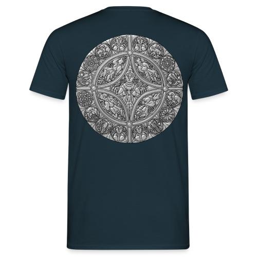 Fuller Brooch (Back) - Men's T-Shirt