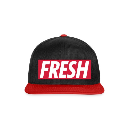 FRESH Snap Back - Snapback Cap