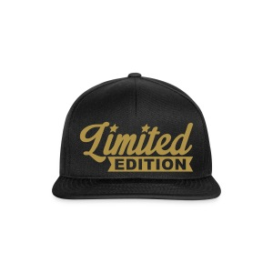Glitter Limited Edition Snap Back - Snapback Cap