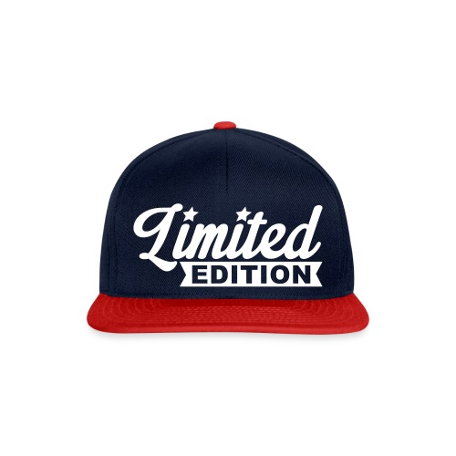 Flock Limited Edition Snap Back - Snapback Cap