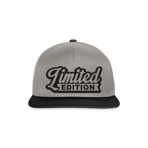 Glitter Special Edition Snap Back - Snapback Cap