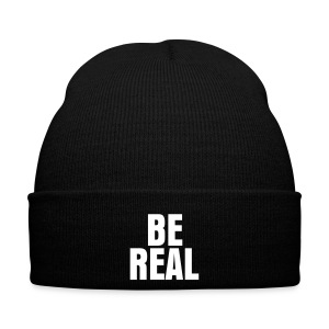 BE REAL beanie - Winter Hat
