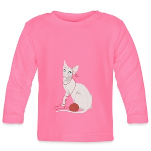 Maglietta bimbi - Maglietta a manica lunga per bambini