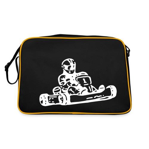 Kartlangstrecken Taschen - Retro Tasche