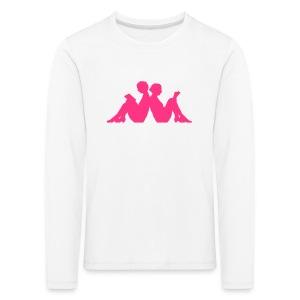 LÄSRO - Långärmad premium-T-shirt barn