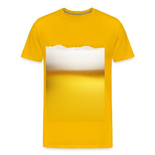 Biershirt - Männer Premium T-Shirt