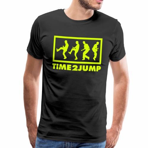 T-shirt TIME2JUMP - T-shirt Premium Homme