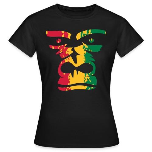 CVibez | GorillaFace & Neckprint | Ladies - Frauen T-Shirt