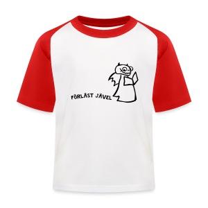FÖRLÄST JÄVEL - Baseboll-T-shirt barn