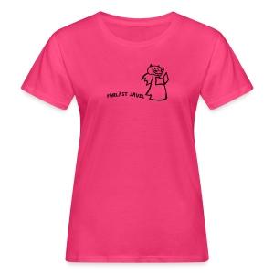 FÖRLÄST JÄVEL - Ekologisk T-shirt dam