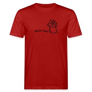 FÖRLÄST JÄVEL - Ekologisk T-shirt herr