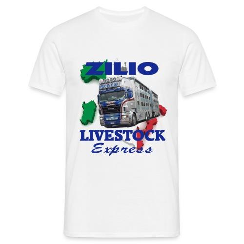 ZILIO - Männer T-Shirt