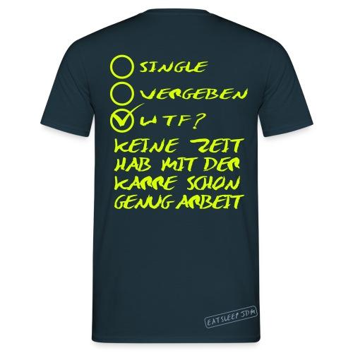 WTF Shirt - Männer T-Shirt