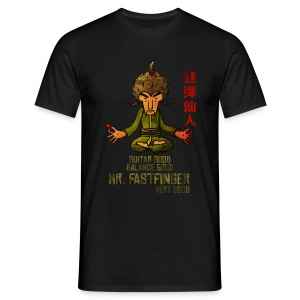 Mr. Fastfinger good men - Men's T-Shirt