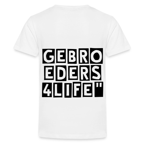 GB4L T-shirt kids - Teenager Premium T-shirt