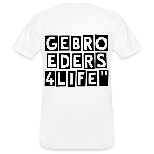 GB4L T-shirt - Mannen Bio-T-shirt
