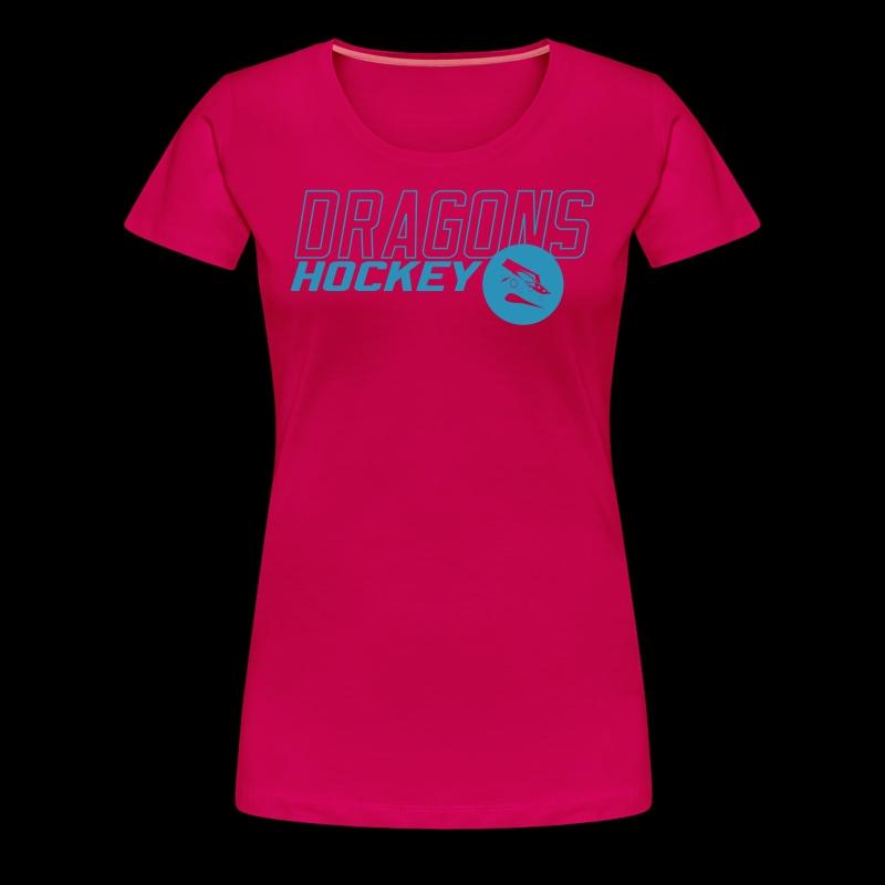 bdshirt_front - Frauen Premium T-Shirt