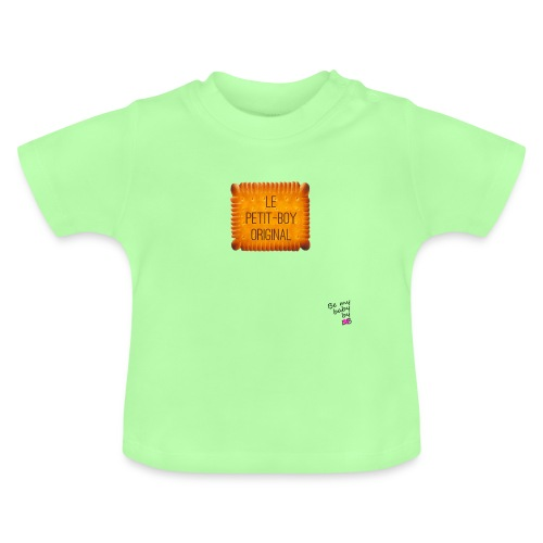 T-shirt biscuit - T-shirt Bébé