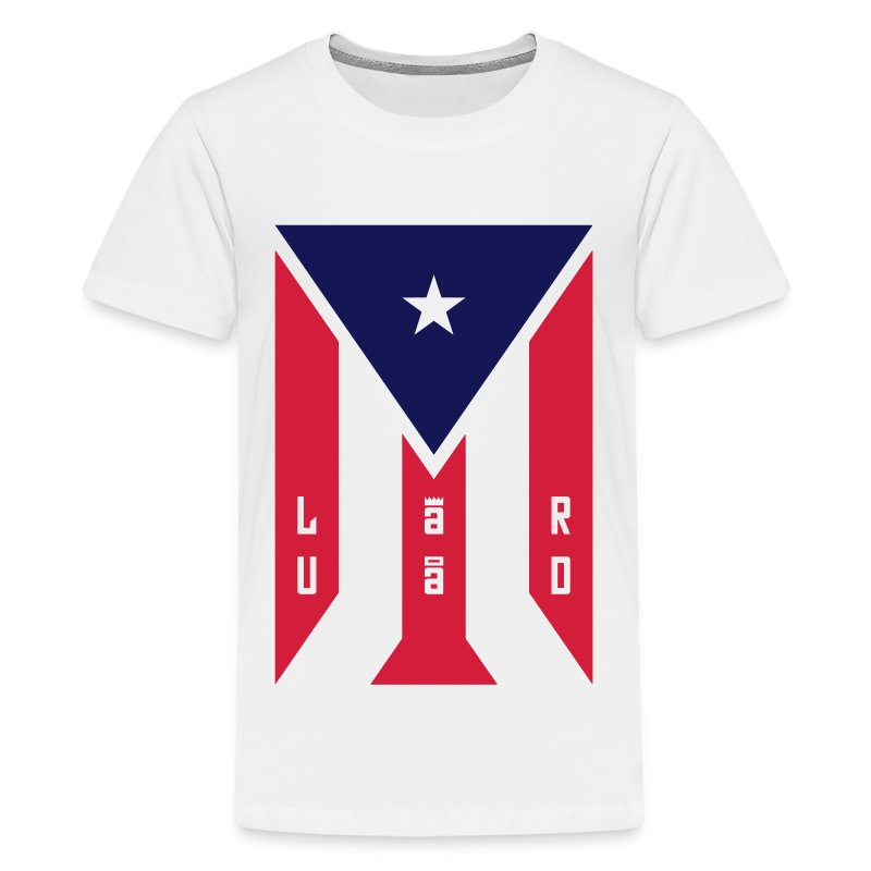 5 - T-shirt Premium Ado