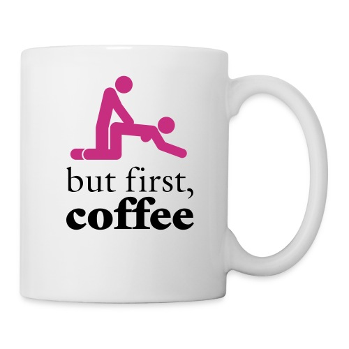 But First, Coffee Cup - Mug