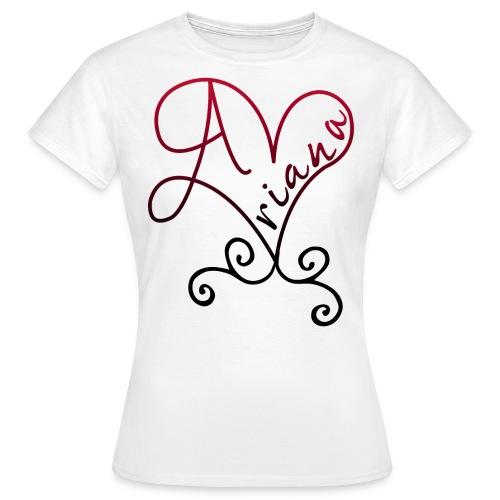 Ariana - Women's T-Shirt