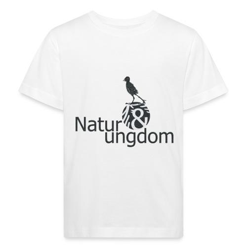 Øko Børne t-shirt Mads Stage Kyllingen - Organic børne shirt