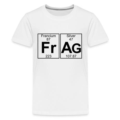 Fr-Ag (frag) - Full - Teenage Premium T-Shirt