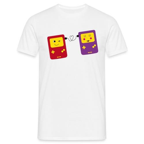 Gaming Love - Männer Standard T-Shirt - Männer T-Shirt