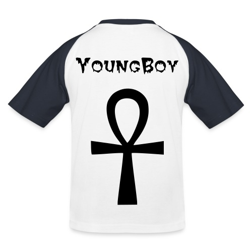 EY3D: Raglan T-Shirt - Kinderen baseball T-shirt