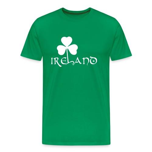 T-Shirt Ireland - Uomo - Maglietta Premium da uomo