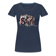 Camisetas ~ Camiseta premium mujer ~ Camiseta Staff chicas