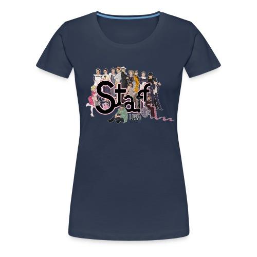 Camiseta Staff chicas - Camiseta premium mujer
