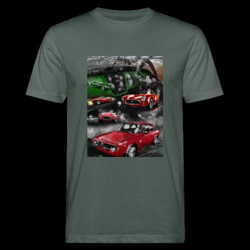 History Motorsport - Männer Bio-T-Shirt