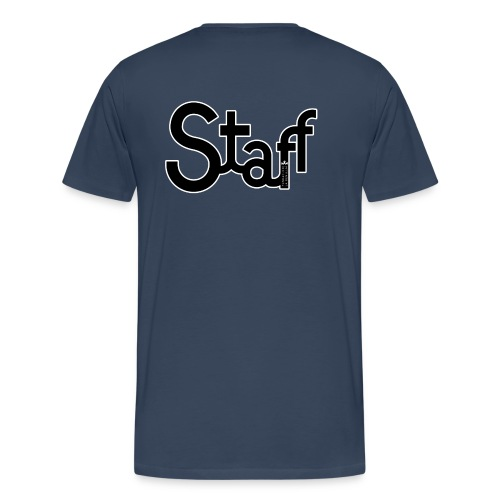 Camiseta Staff chicos 2 caras - Camiseta premium hombre