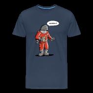 T-Shirts ~ Männer Premium T-Shirt ~ WASSN Haluter