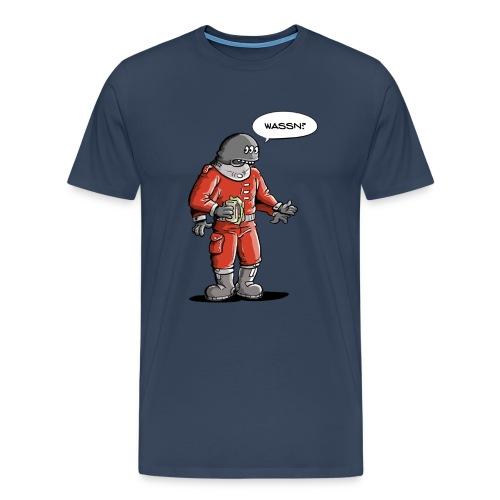 WASSN Haluter - Männer Premium T-Shirt