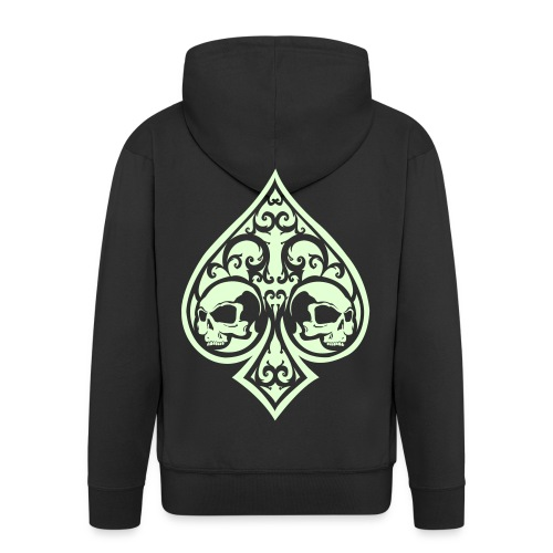 Ace of Spades Hoodie - AntBross - Men's Premium Hooded Jacket