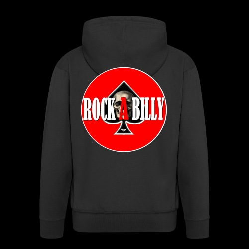 Rockabilly 2014 - Männer Premium Kapuzenjacke