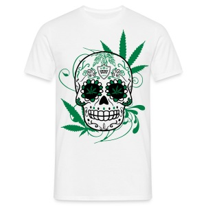 T-shirt Big skull cana - T-shirt Homme