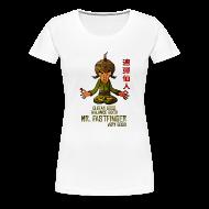 T-Shirts ~ Women's Premium T-Shirt ~ Mr. Fastfinger good premium ladies