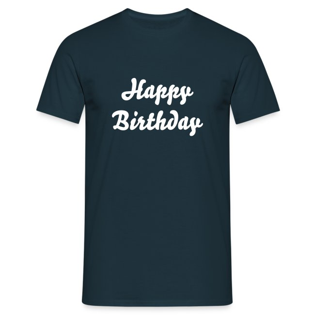 Birhday T-Shirt