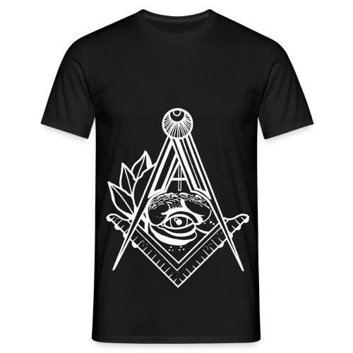 Mason Sign - Men's T-Shirt