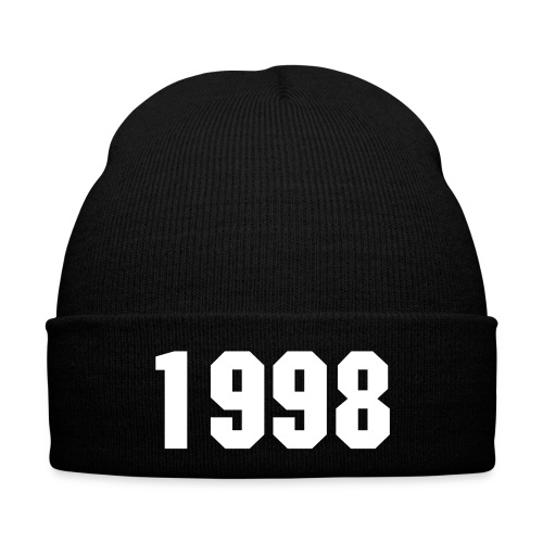 unisex 1998 Beanie  - Winter Hat