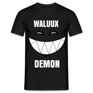 WALUUX DEMON  - T-shirt Homme