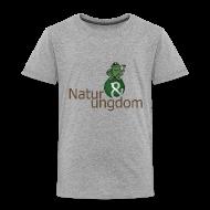 T-shirts ~ Børne premium T-shirt ~ Børne t-shirt ikke øko frø