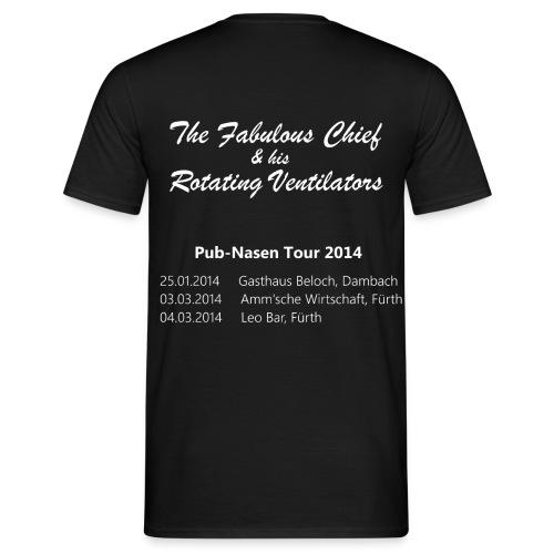 Pub Nasen Tour Shirt - Männer T-Shirt