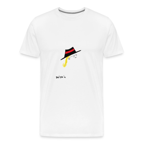 T-Shirt de homem Portugal é Arte Bel'Miro 2 - Men's Premium T-Shirt
