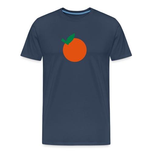 Mandarine ? - Männer Premium T-Shirt